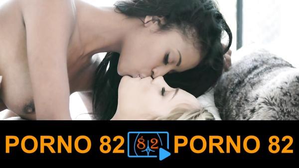 Sevişen lezbiyen çift pornosu